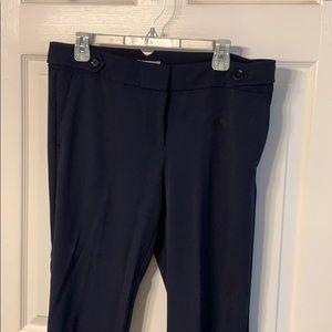 Loft Navy Dress Trousers